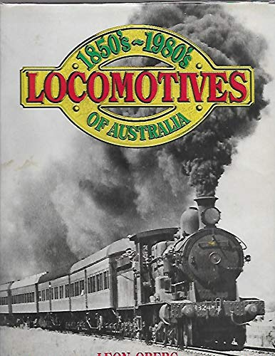 Locomotives of Australia: Oberg, Leon