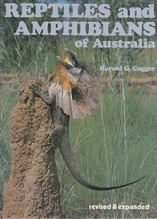 Reptiles and Amphibians of Australia (Fifth Edition)