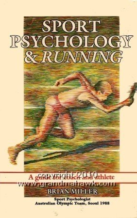 9780730101529: Sport Psychology & Running: A Guide for Coach and Athlete
