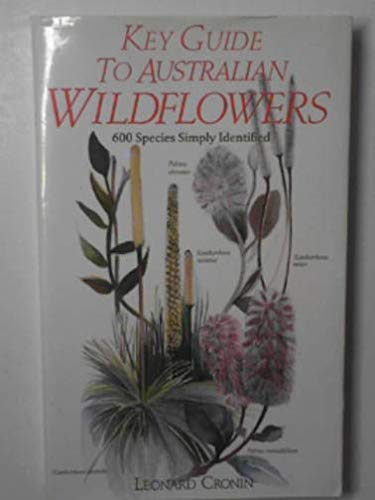 KEY GUIDE TO AUSTRALIAN WILDFLOWERS