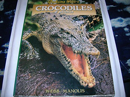 9780730102540: Crocodiles of Australia