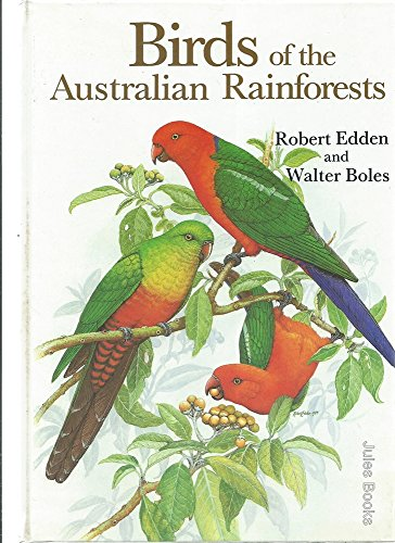 9780730103165: Birds of the Australian Rainforests