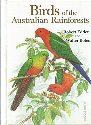 9780730103165: Birds of the Australian Rainforests