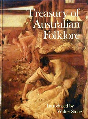 9780730205623: Treasury of Australian Folklore