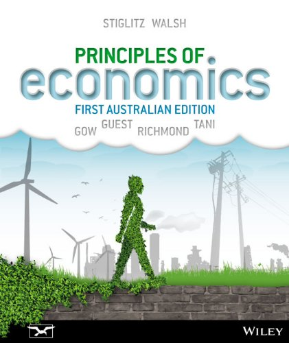 eBook Access Card: Principles of Economics Wiley E-text Powered By Vitalsource with Istudy Card (...