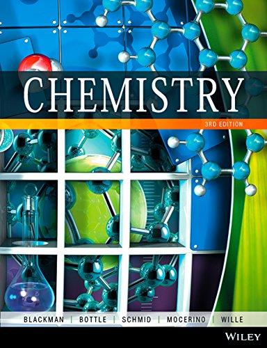 9780730311058: Chemistry 3E