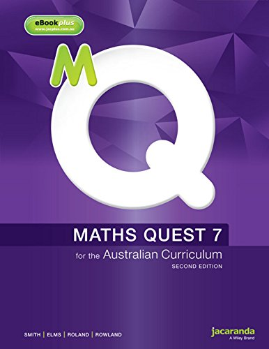 Maths Quest 7 for the Australian Curriculum 2E & eBookPLUS (Paperback): Catherine Smith