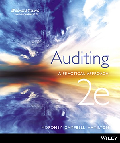 Auditing a Practical Approach 2E+auditing Istudy Card Version 3: Moroney