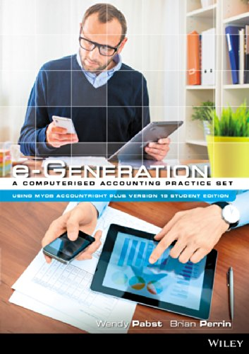 e-Generation (Paperback): Wendy Pabst