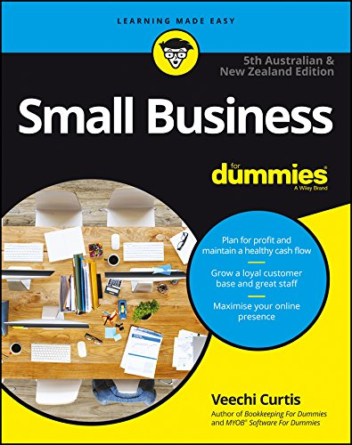 9780730326694: Small Business For Dummies - Australia & New Zealand