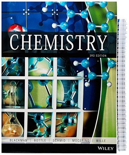 Chemistry + Wileyplus Standalone to Accompany Chemistry 3E+aylward and Findlay's SI Chemical ...