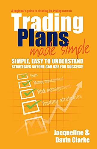 9780730375401: Trading Plans Made Simple: A Beginner's Guide to Planning for Trading Success