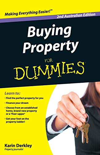 9780730375562: Buying Property For Dummies