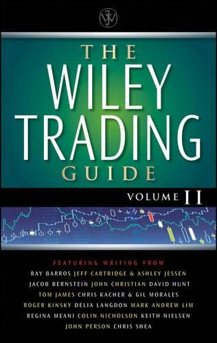 9780730376873: The Wiley Trading Guide, Volume II: 2