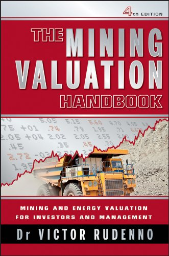 9780730377078: The Mining Valuation Handbook: Mining and Energy Valuation for Investors and Management