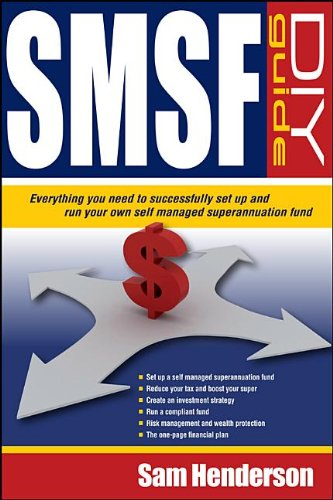 9780730377238: SMSF DIY Guide: Everything you need to successfully set up and run your own Self Managed Superannuation Fund