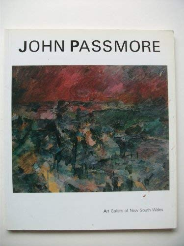 John Passmore, 1904-84: Retrospective 19 December 1984-10: Barry Pearce and