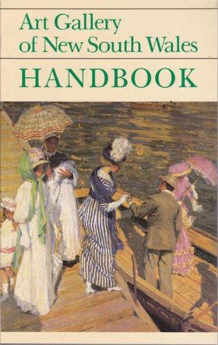 9780730545910: Art Gallery of New South Wales handbook