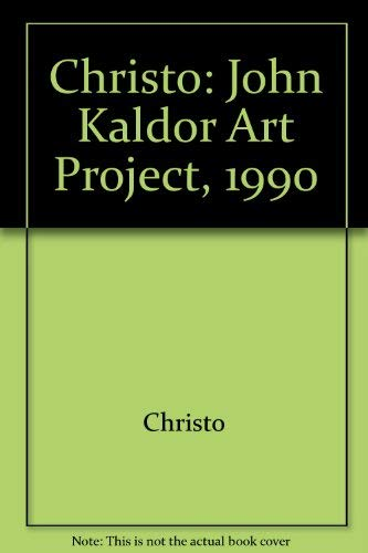 9780730578116: Christo: John Kaldor Art Project, 1990