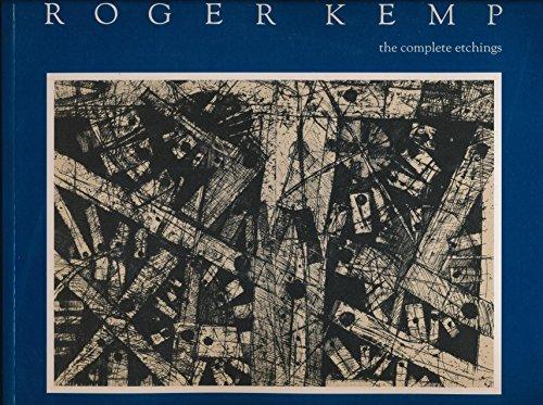Roger Kemp: The complete etchings: Kolenberg, Hendrik