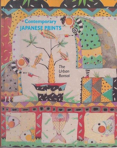 9780730591320: Contemporary Japanese Prints: The Urban Bonsai