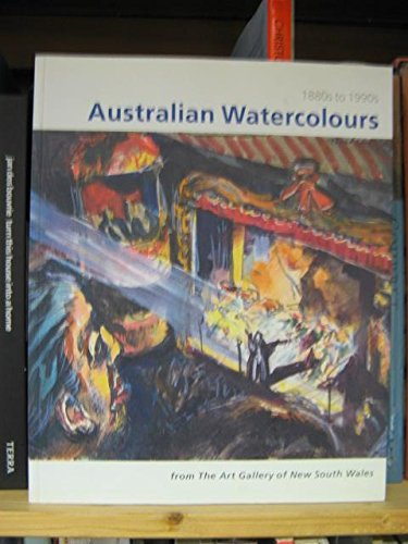 9780731050680: Australian Watercolours, 1880s to 1990s, from the Gallery's Collection