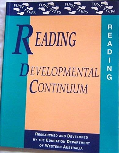 9780731223558: Reading Developmental Continuum (First Steps)
