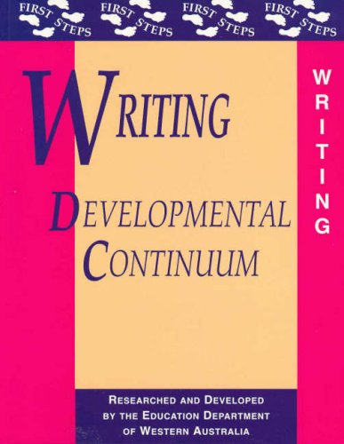 9780731223572: Writing Developmental Continuum (First Steps)