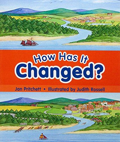 Rigby Literacy Emergent Level 4: How Has: Jan Pritchett