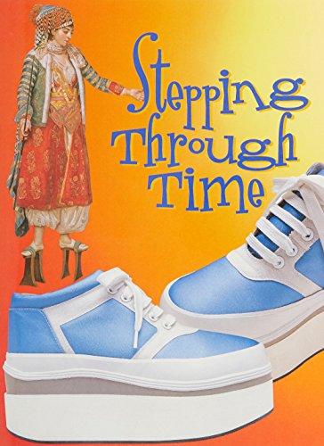 Rigby Literacy Fluent Level 3: Stepping Through: Kerri Lane