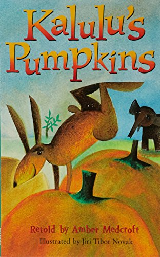 Rigby Literacy Fluent Level 3: Kalulu's Pumpkins: Amber Medoroft