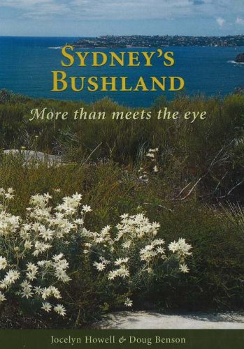 Sydney's Bushland: More Than Meets the Eye: Jocelyn and Benson,