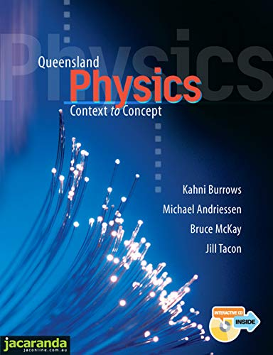 Queensland Physics Context to Concept & CD-ROM (Paperback): Roy Burrows