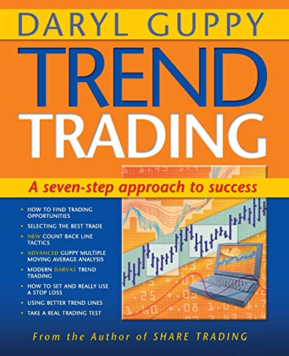 9780731400850: Trend Trading: A seven step approach to success