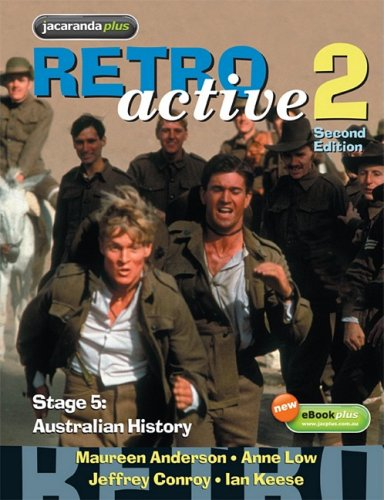 9780731401253: Retroactive 2 : Stage 5 Australian History + CD-ROM : 2nd Edition