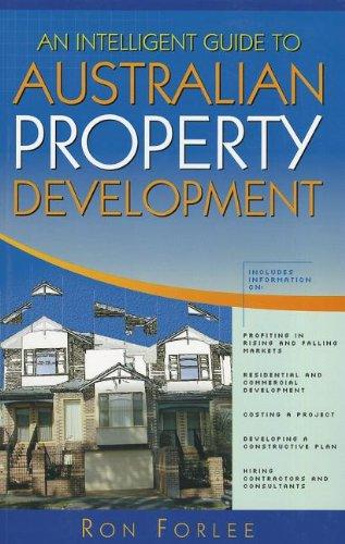 9780731401314: Intelligent Guide to Australian Property Development, An