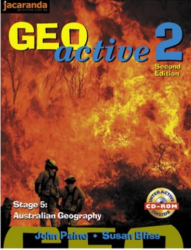9780731401390: Geoactive 2 Stage 5 Australian Geography