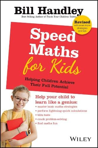 9780731402274: Speed Math for Kids: Helping Children Achieve Their Full Potential