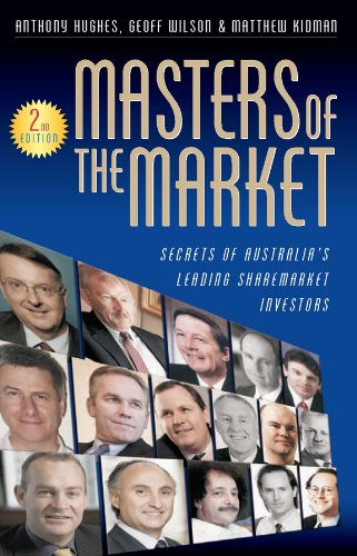 9780731402946: Masters of the Market
