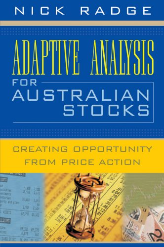 9780731403608: Adaptive Analysis for Australian Stocks: Creating Opportunity from Price Action