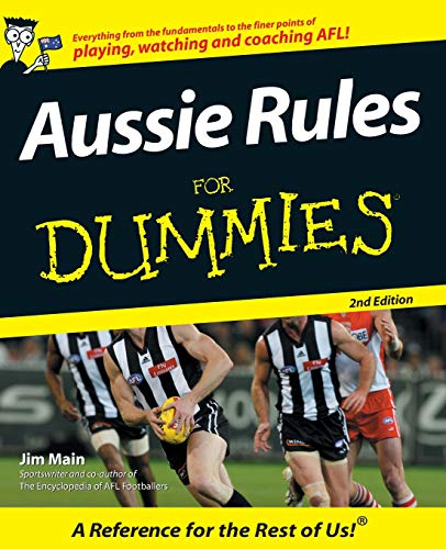 9780731405954: Aussie Rules for Dummies
