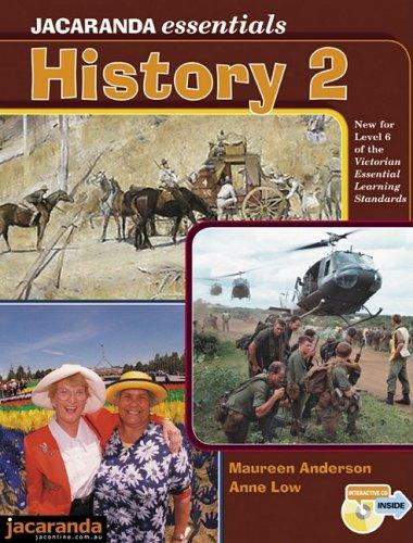 9780731406104: Jacaranda Essentials History 2 (Jacaranda Essentials Series)