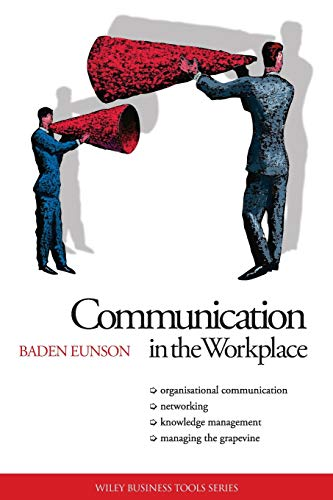 9780731406500: Communication in the Workplace