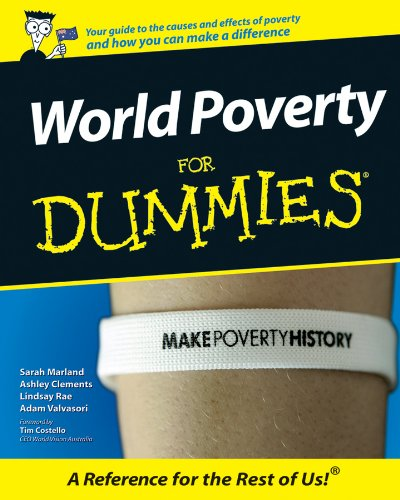 9780731406999: World Poverty for Dummies