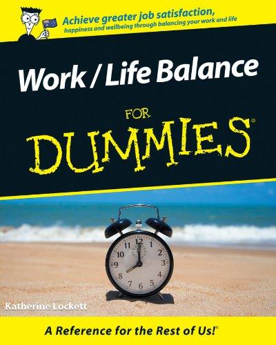 9780731407231: Work-Life Balance For Dummies