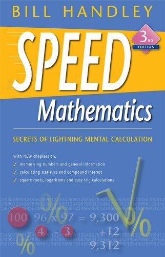 9780731407811: Speed Mathematics