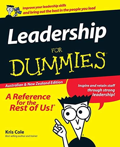 Leadership For Dummies (0731407873) by Kris Cole