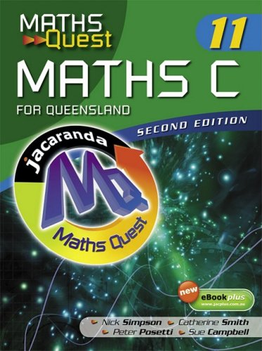 9780731408146: Maths C Year 11 for Queensland (Maths Quest)