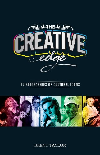 9780731408474: The Creative Edge: 17 Biographies of Cultural Icons