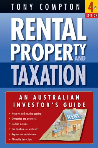 Rental Property and Taxation (Paperback): Tony Compton
